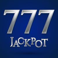 Casino jackpot symbol
