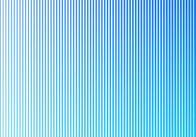 Abstract blue gradient color vertical lines pattern on white background. Halftone style design.