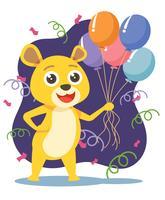 Grattis på födelsedagen Djur