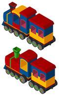 3D-ontwerp voor treinen