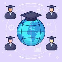 estudiante de intercambio