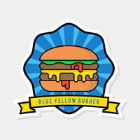 Fastfood Badge