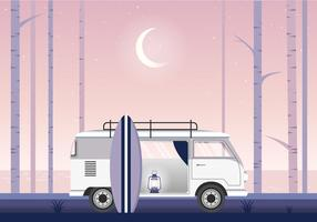Illustration de vecteur Summertime