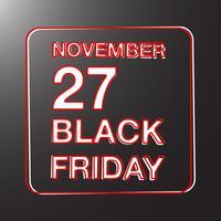Venta de viernes negro