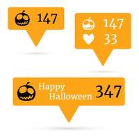 Halloween4 vector