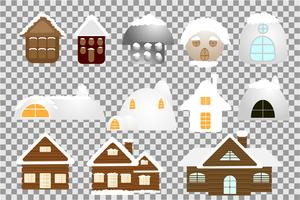 Collection Snow House
