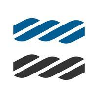 Rope Ornamental Logo Template Illustration Design. Vector EPS 10.