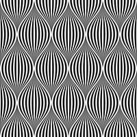 Modelo inconsútil del fondo blanco y negro en arte del vector.