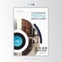 Rapporto annuale Corporate, design creativo
