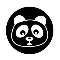 Panda pictogram