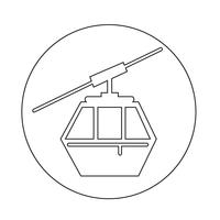 kabel pictogram