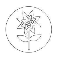 Icona di fiore