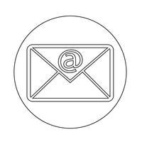 icona simbolo email