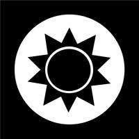 icône du soleil