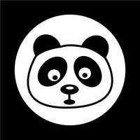 icône de panda