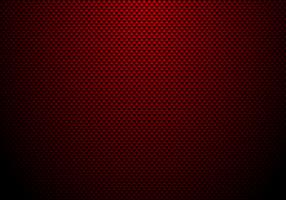Red carbon fiber background and texture with lighting. Material wallpaper for car tuning or service.