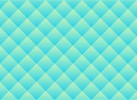 Abstract vector green and blue subtle lattice pattern background. Modern style vibrant color trellis. Repeat geometric grid.