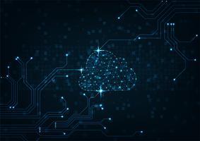 Cloud concept