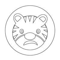 Tiger-Symbol