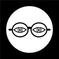 Icône de lunettes