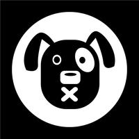 Hond pictogram