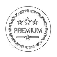 Premium Quality badge icon