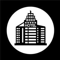 hotel pictogram
