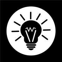 licht idee pictogram