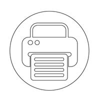 fax web pictogram