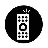 tv afstandsbediening icoon