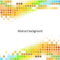 Abstrakt pixelvågor bakgrund