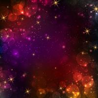 Abstract galaxy background