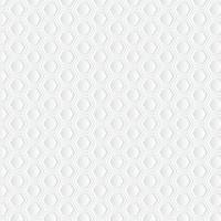 Sfondo bianco a nido d'ape. Modello di arte di carta