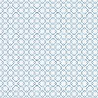 Abstract blue squares pattern on white background.