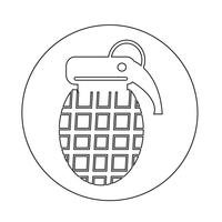 Icona della bomba