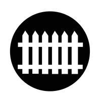 icona di recinzione
