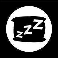 Dormir ícone