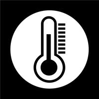 thermometer pictogram