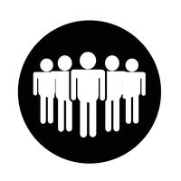 People Team-pictogram