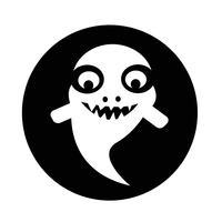 Ghost Halloween-pictogram