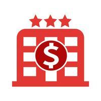 Dollar sign money icon vector