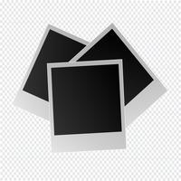 cornice su uno sfondo trasparente
