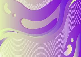 disegno fluido sfondo vettoriale