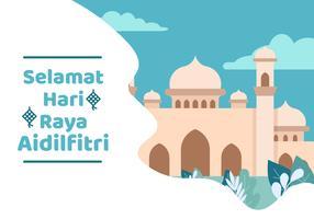 Hari Raya Mosque