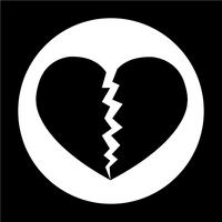 Sign of Heart icon