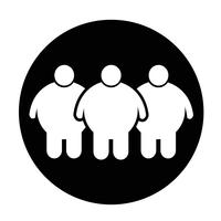 Fat People Icon