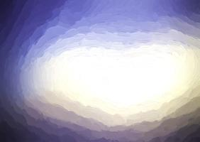 Painted abstract background  vector