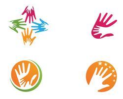 Logo et symboles de la communauté des amis de l'équipe