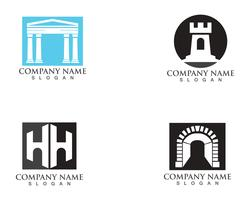 logo et symboles de la forteresse