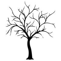 Tree with root vector